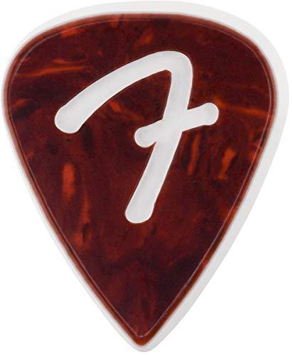 Fender® F-Grip 351 - Juego de púas (3 unidades)