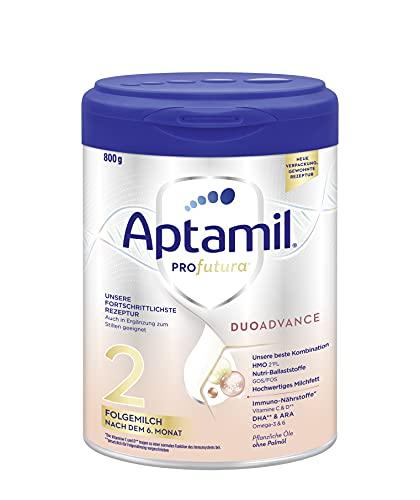 APTAMIL PROFUTURA ADVANCE DUO 2, Folgemilch nach dem 6. Monat (1x 800 g)