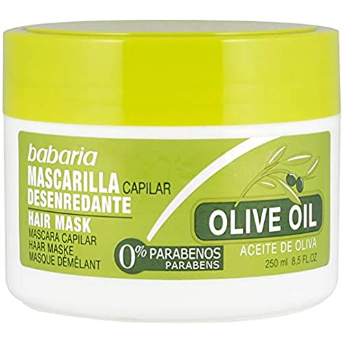 Nivea Aceite de Oliva Mascarilla Capilar Desenredante - 250 ml