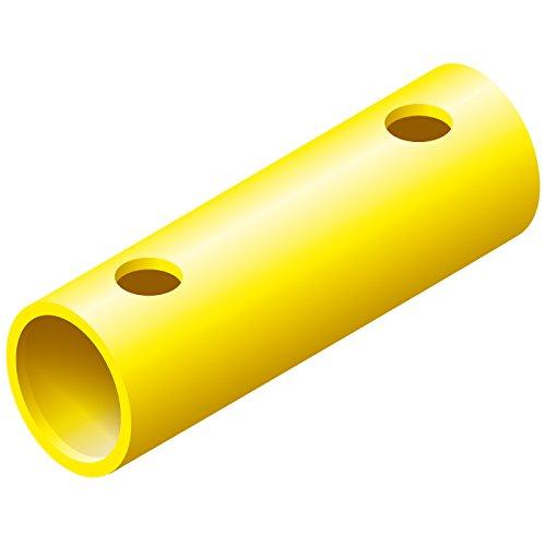 Quadro Rohr 15 cm gelb