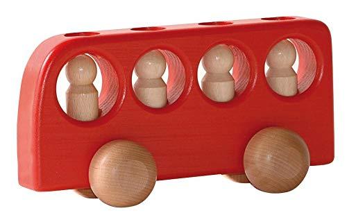 Ostheimer - 5560221 - Bus rot mit 4 Männlein