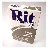 RIT染料 パウダー 39 pearl grey パールグレイ 煮沸染め