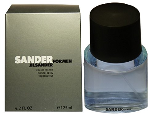 Jil Sander Sander for Men Eau de Toilette, 125 ml