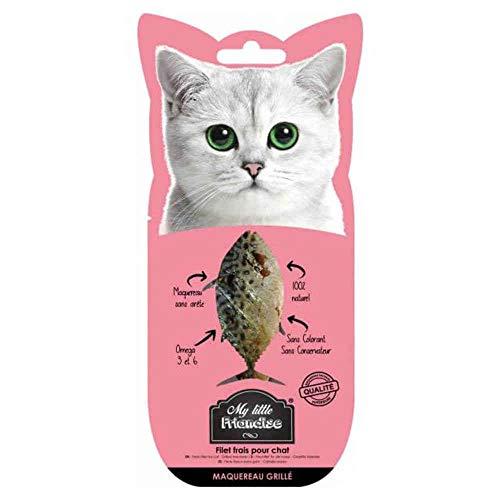 My Little Friandise - Friandises pour chat au Maquereau grillé