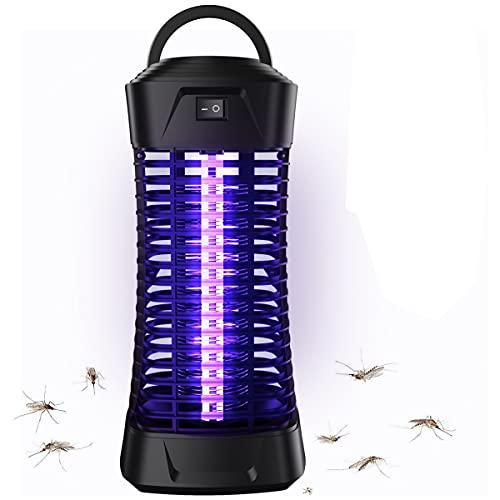 Lukasa Lámpara Mosquito Electrico, Lámpara 7W UV...