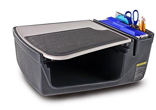 AutoExec AUE10005 Efficiency GripMaster Car Desk Grey Finish