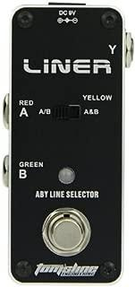 Tomsline ALR-3 Liner, ABY Line Selector Pedal