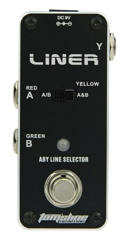 Tomsline Bass Chorus Effect Pedal (ALR-3)