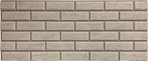 Steinoptik Wandverkleidung für Wohnzimmer, Küche, Terrasse oder Schlafzimmer in Klinkeroptik Look. (ST 353-115)