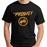 Photo de Dangs The Prodigy Electronic Music Band Black T-Shirt Size S-
