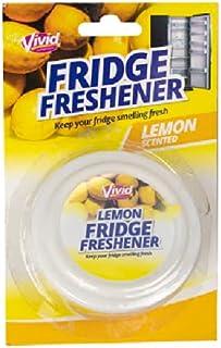 The Home Fusion Company Désodorisant pour réfrigérateur au citron - Élimine les odeurs et élimine les odeurs