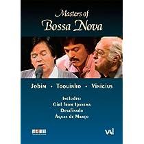 Masters of Bossa Nova Jobim & Vinicius & Toquinho [DVD] [Import]