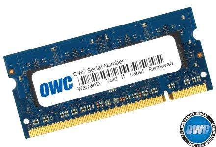 OWC 4GB, PC6400, DDR2, 800MHz 4GB DDR2800MHz Speicher-Modul–Speicherbausteine (PC6400, DDR2, 800MHz, 4GB, DDR2, 800MHz, Laptop, 200-pin DIMM, 1x 4GB)