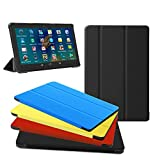 All New Fire HD 8 Tablet Case, Fire HD 8 Plus Tablet Case (8' 10 Generation, 2020 Release) - Ultra Light Slim Fit Protective Cover with Auto Wake/Sleep Black, Not Suit for Previous Generation