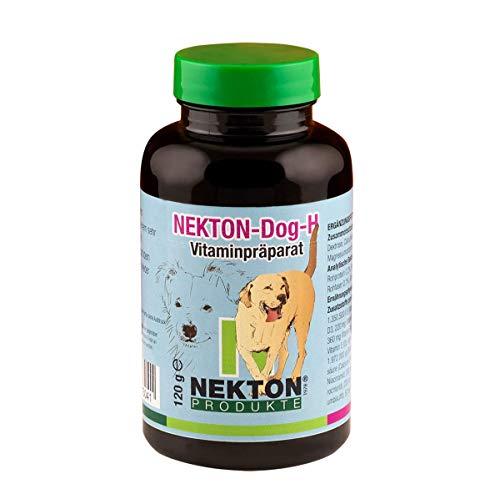 Nekton Dog-H Canine Vitamin Supplement, 120gm