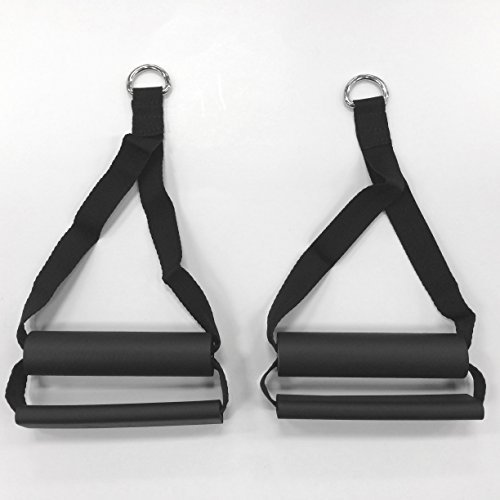 TreadLife Fitness Adjustable 5-Way Handles - Compatible with All Bowflex Models - Pair