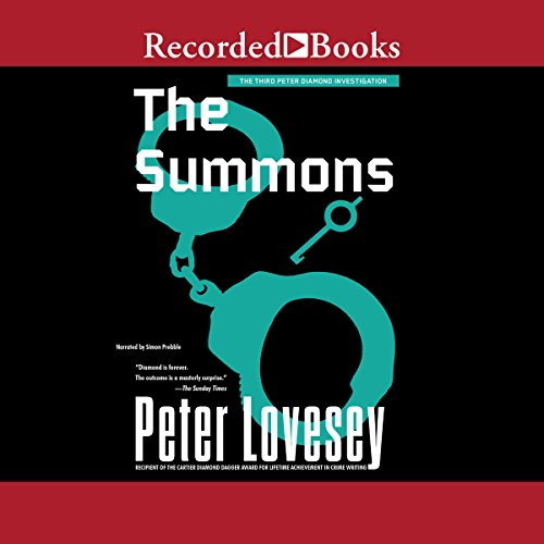 The Summons audiobook cover art