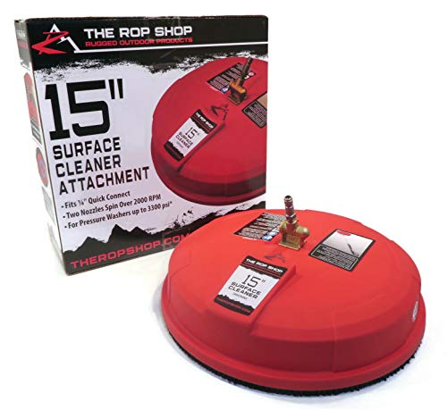 The ROP Shop 15' Surface Cleaner Attachment for...