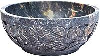 KC KULLICRAFT Scraping & Smudging Bowl (Scrying - Bowls & Mirrors) (5 Inch)