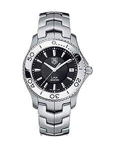 TAG Heuer Men's WJ1110.BA0570 Link Quartz Stainless Steel Watch image