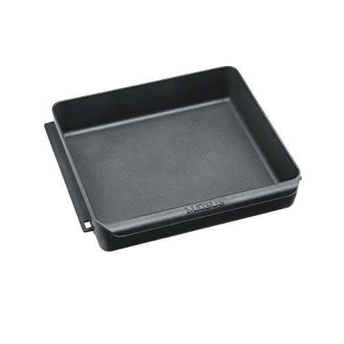 Miele 10314300 HUB62-35 Universalbräter induktionsfähig / 42,2 cm / leichte Reinigung dank hochwertiger Antihaft-Beschichtung