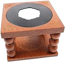 bobotron Retro zegellak oven oven pot hout handvat seal lak LLFfel voor wax verzegeling decoratieve wax stempel handwerk c...