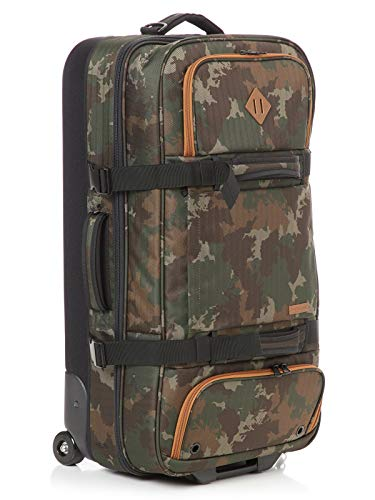 Animal Mens Camo Green Everglade Holdall