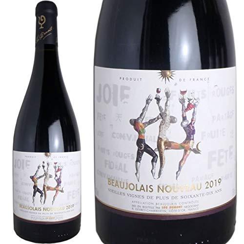 ルー・デュモン ボジョレー・ヌーボー ヴィエイユ・ヴィーニュ 2019 フランス 赤ワイン 750ml