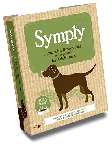 395 GR Symply adult lam/rijst hondenvoer