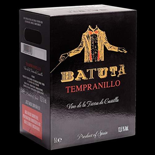 Batuta Tempranillo Rotwein - 5 l Packung