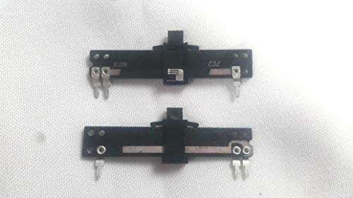 100k ohm slide potentiometer - 9