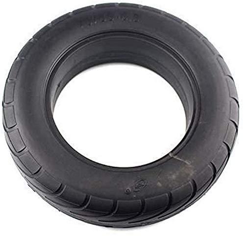 aipipl Neumático de Scooter eléctrico Resistente al Desgaste, 10 Pulgadas 10X3.00-6.5 Tamaño 70/65-6.5 Neumáticos sólidos para neumático de Scooter Neumático sólido sin cámara a Prueba de explosi