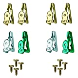 Intermatic 156T1978A Time Switch Trippers for T100 Series Timers 2 On 2 Off With 4 Screws Per Package (2 Pack)