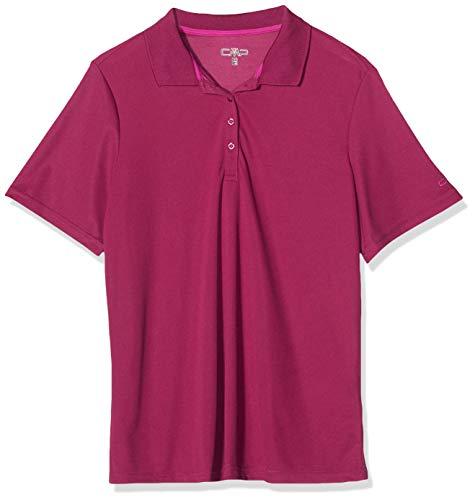 CMP Damen Poloshirt Woman Polo 3T60976 Karkade 52