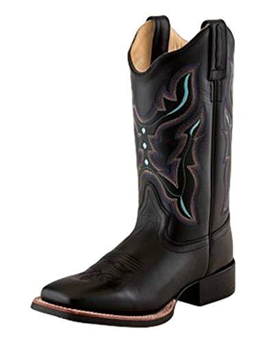 Old West Boots Marci Black 7.5 B (M)