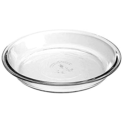 Anchor Hocking 9 inch Pie Plate Pack of 3