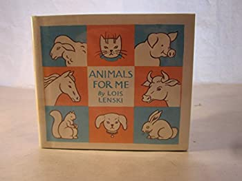 Unknown Binding Animals for Me Book