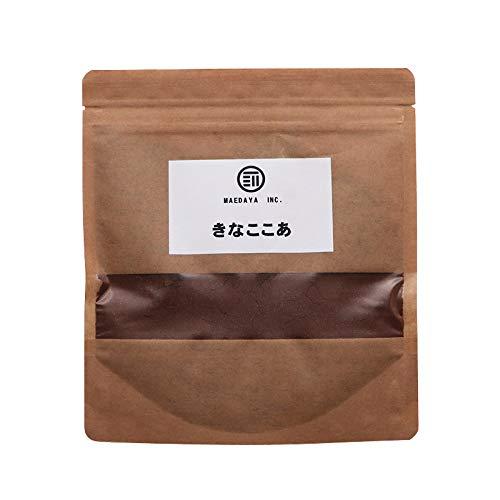 [前田家] 無添加 ここあ 深煎り 焙煎 きな粉 健康 きなここあ 750g(150g×5) ノンカフェイン ココア 風パウダー お子様やご年配の方も安心