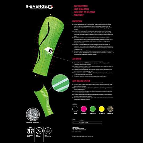 R-evenge Calentadores de piernas