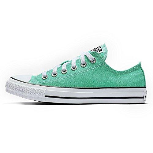 Converse Unisex Schuhe Ctas Ox Sneakers, Grün (Menta), 36.5 EU