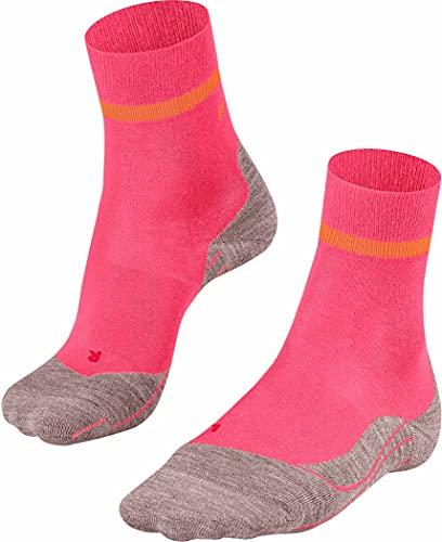 FALKE Damen RU4 Socke, Rose/orange, 41-42