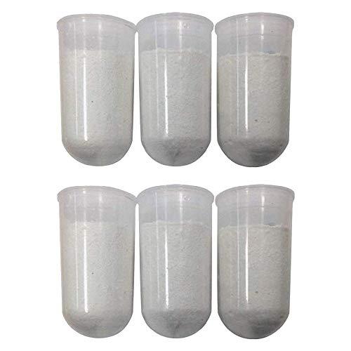 Cartucho filtrante con sales polifosfatos 6 unidades