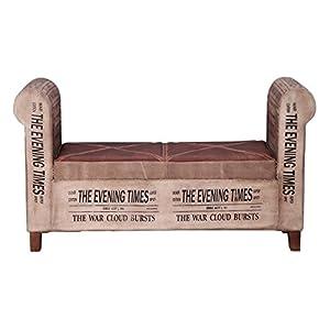 La décoration et les meubles de style industriel sont tendance et une référence de les raisons est la grande capacité de fascination qui ont les matériaux avec les dont sont faits ces pièces unique. Ce meuble de design sobre et attrayante par ses mot...