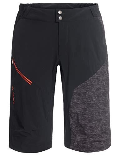 VAUDE Herren Men's Slickrock, Enduro-Shorts zum Mountainbiken Hose, schwarz (Black/Anthracite), S