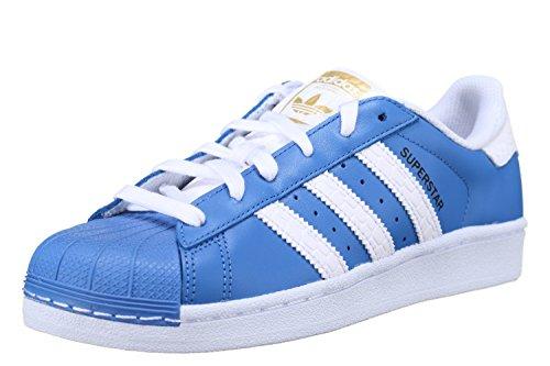adidas - Zapatillas de deporte para hombre (3,5 cm), color azul