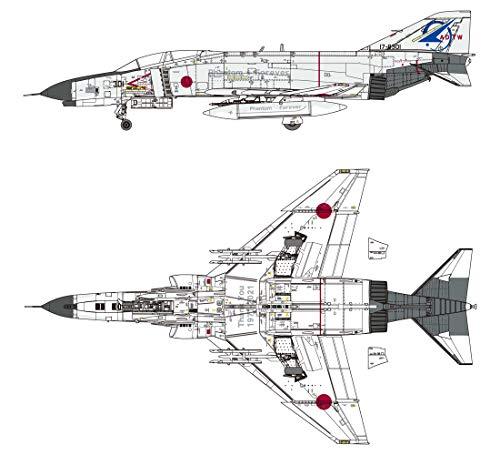 ファインモールド 1/72 航空機シリーズ 航空自衛隊 F-4EJ 戦闘機 301号機ファイナル プラモデル 72937