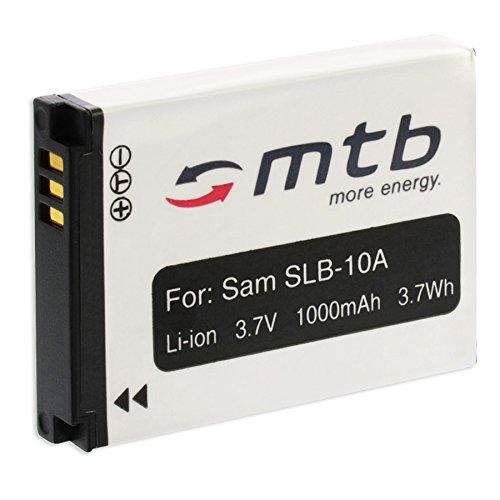 Batteria SLB-10A per Samsung ES50 ES55 ES60 ES63 HMX-U10 WB550 WB700.vedi lista!