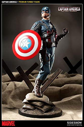 Captain America: The First Avenger Premium Format Figure