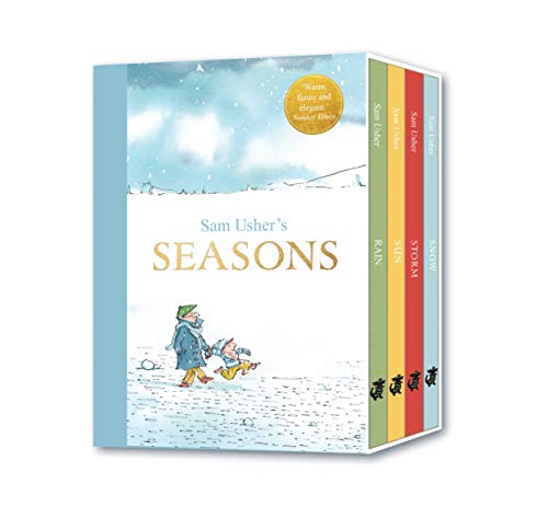 SAM USHERS SEASONS BOX SET
