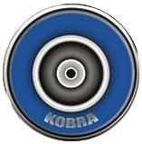 Kobra HP2050 400ml Aerosol Spray Paint - Zaffiro